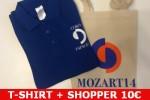 Donazione Natale 2017 - Tshirt e Shopper