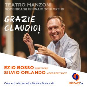 Grazie Claudio!
