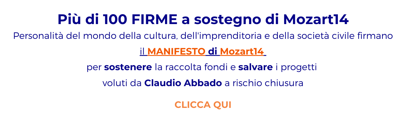 Firme a sostegno di Mozart14